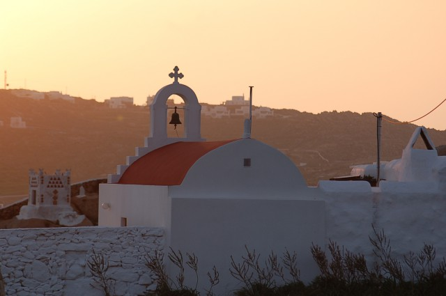 Mykonos Churches 1