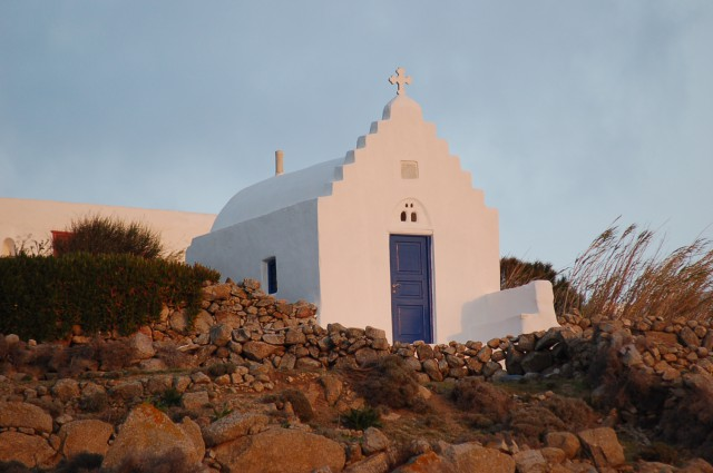 MYKONOS CHURCHES